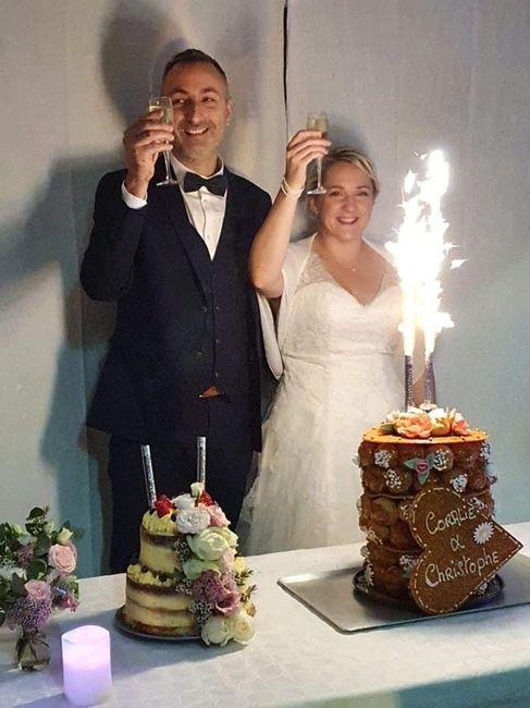 Mariée depuis le 10 octobre 2020. - 5
