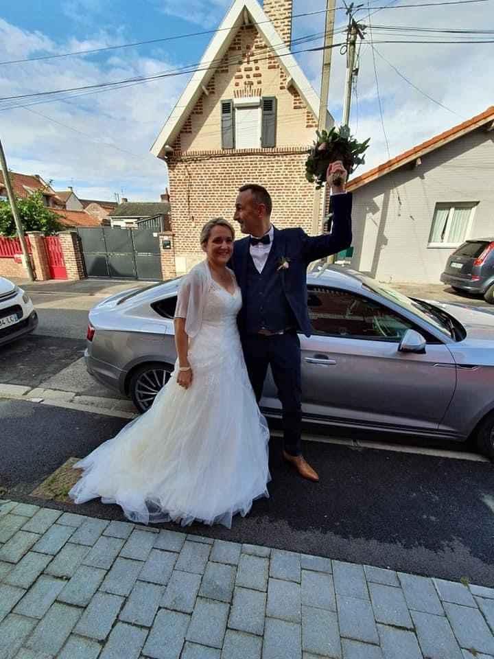 Mariée depuis le 10 octobre 2020. - 9
