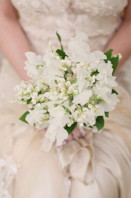 bouquet de la mari e histoire et signification des fleurs organisation du mariage forum. Black Bedroom Furniture Sets. Home Design Ideas