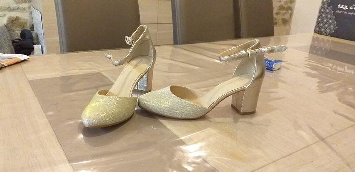 Chaussure mariée 6