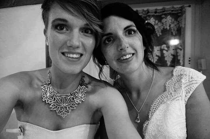 Un aperçu de mon wedding day :) - 2