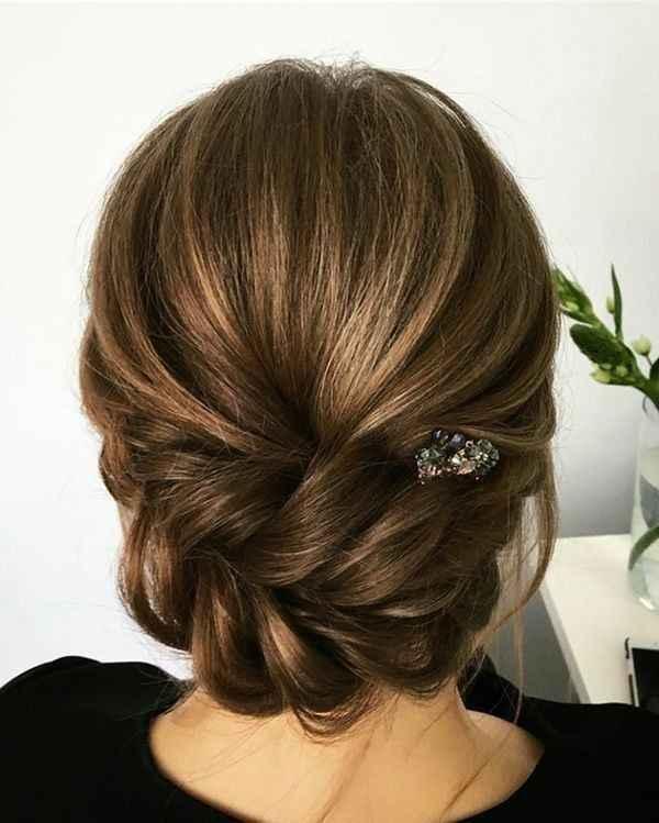 Vos coiffures de mariée et conseils - 2