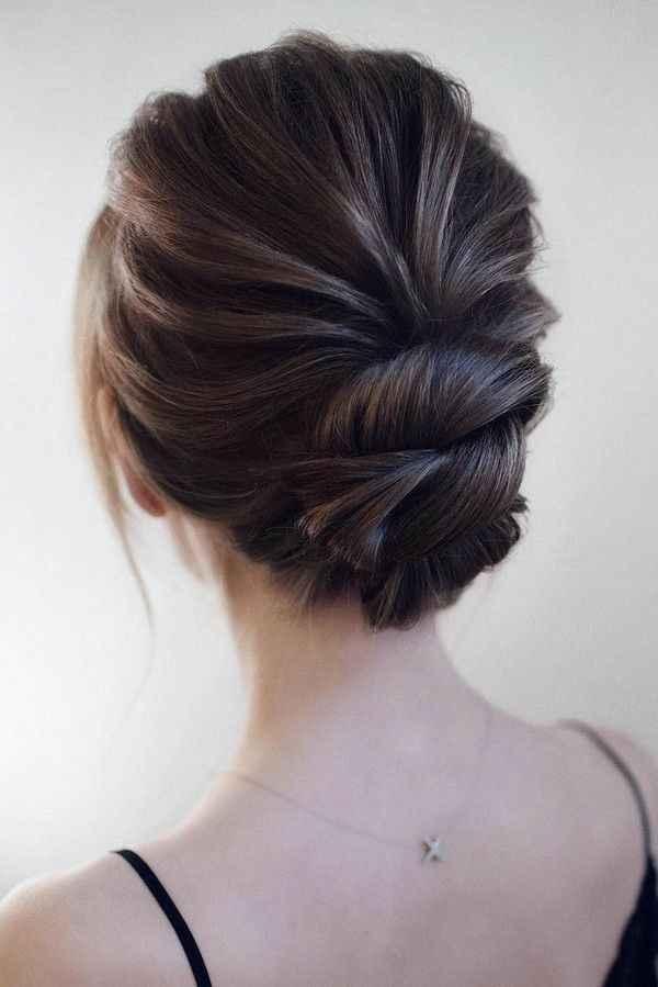 Vos coiffures de mariée et conseils - 3