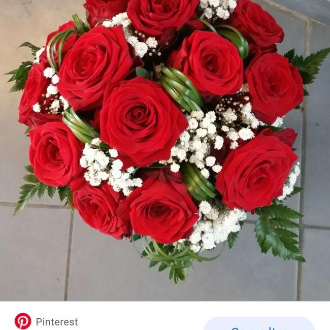 Quelle est la forme de votre bouquet ? 🥰😍 4