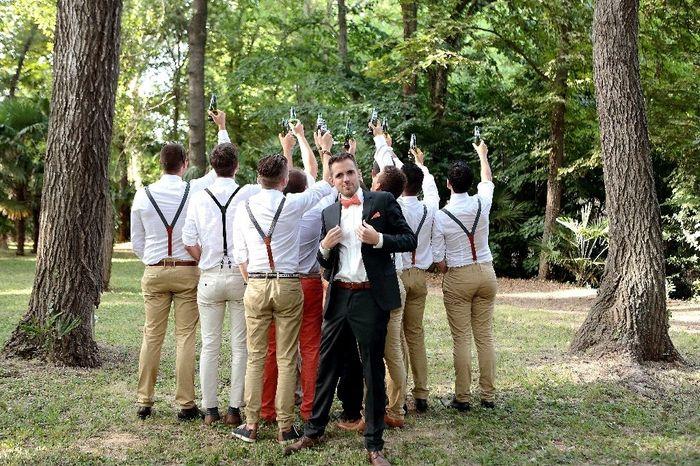 Mon mariage (Les photos officielles)