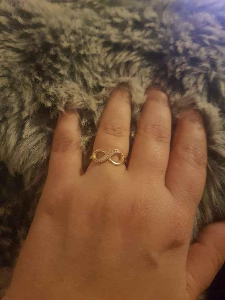Demande en mariage et Bagues de fiançailles - 1