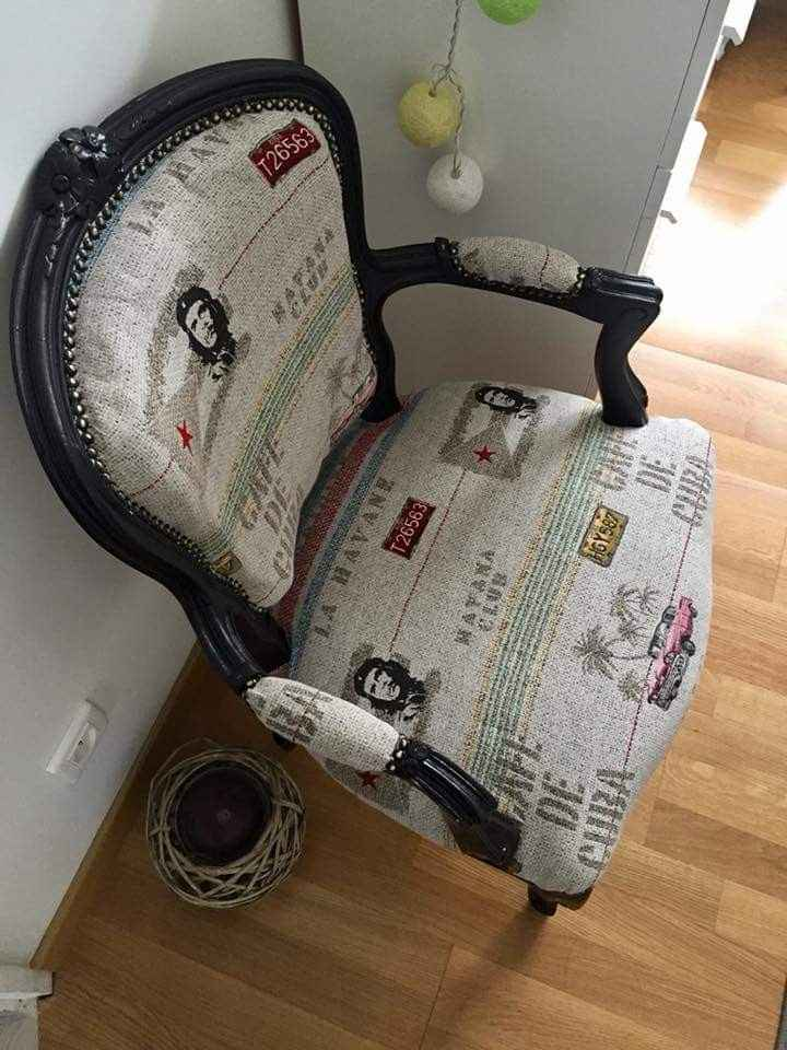 Fauteuil mariage - 1