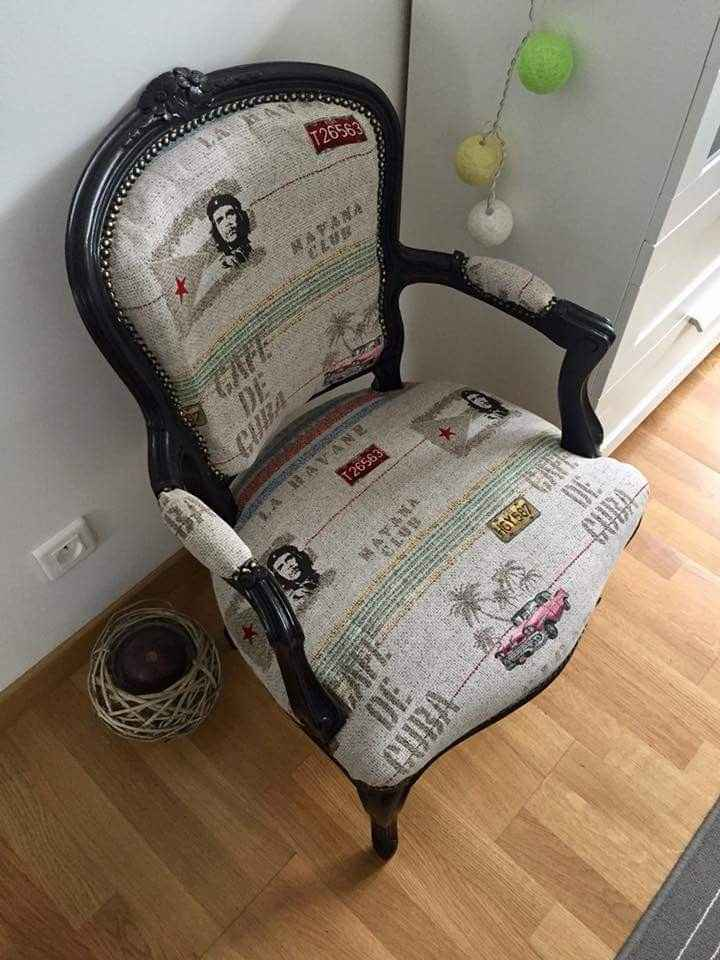 Fauteuil mariage - 2