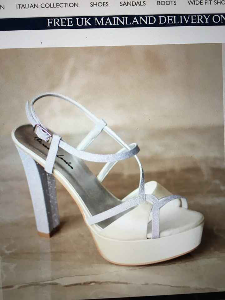 besoin D'aide choix chaussures - 3