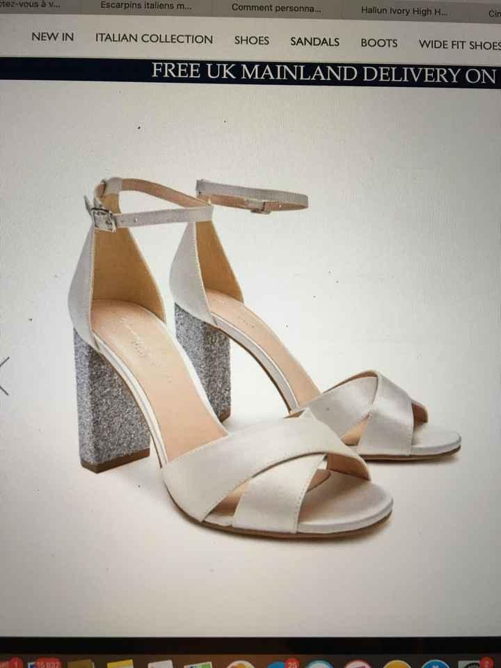 besoin D'aide choix chaussures - 4