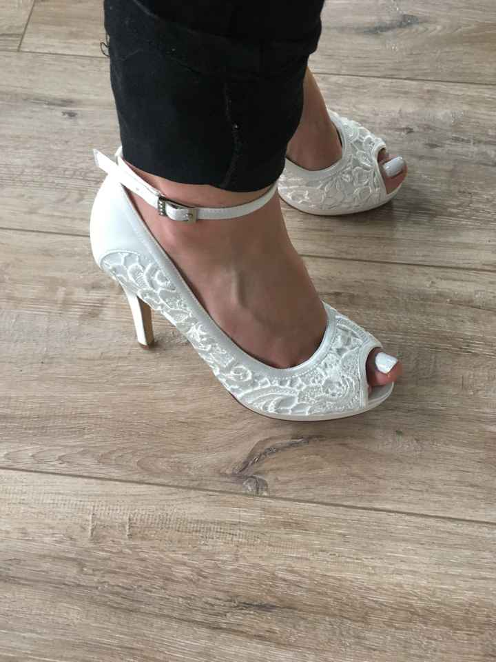 Chaussures jour j 😍 - 1