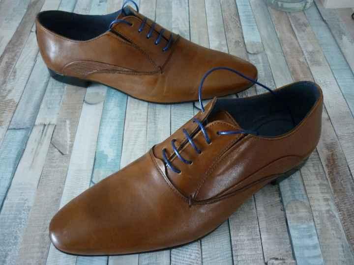 New chaussures de Poupou