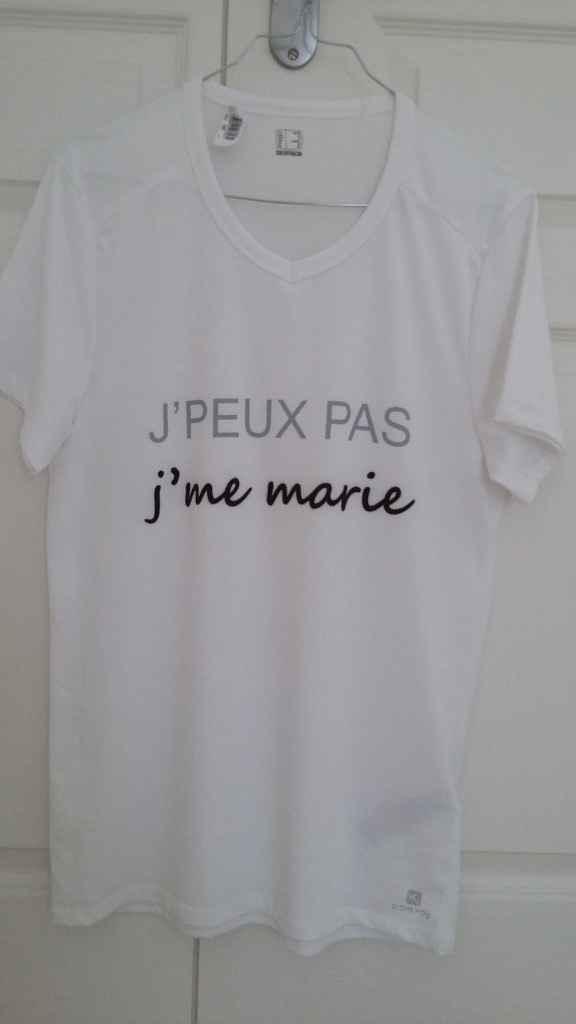 Tee-shirt Poupou
