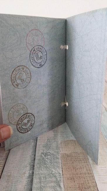 Visas en dernière page