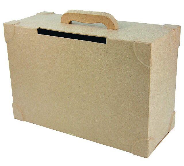 Conseil custo urne papier mâché - 1