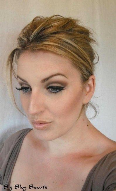 idée maquillage mat