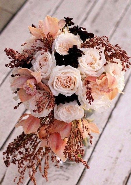 les bouquets de mariée du 21 janvier 2014