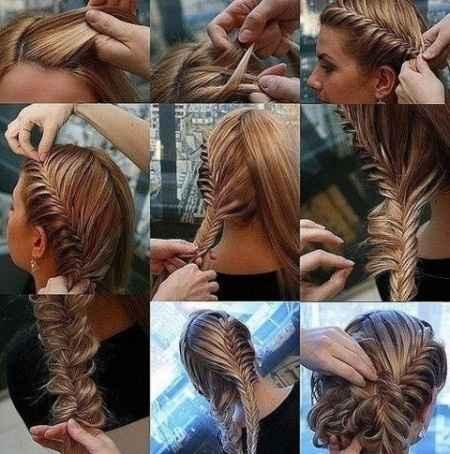 idée coiffure pour mes fifilles