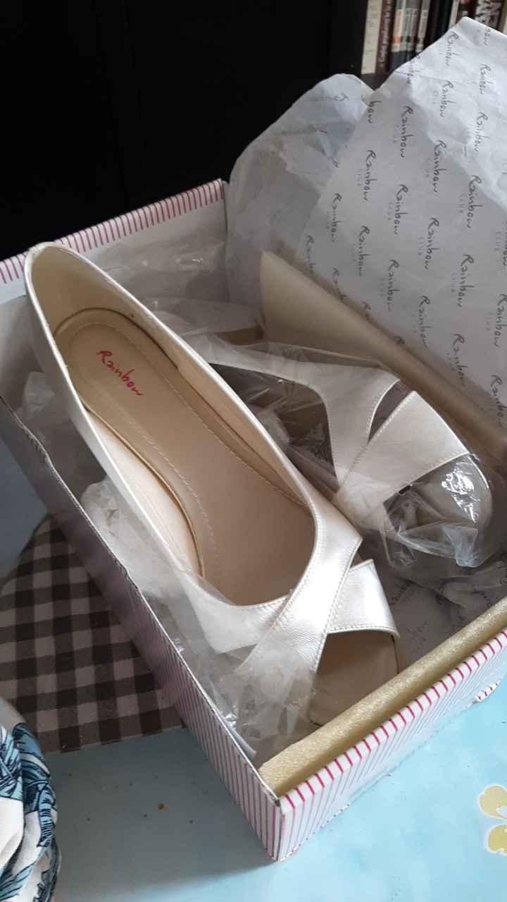 Où trouver mes Chaussures pour le grand jour - 1