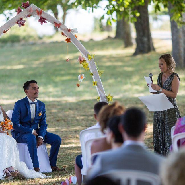 Ceremonie laique 2