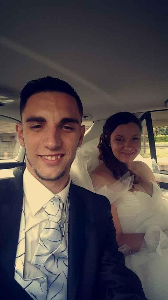 Quelques photos...une semaine après notre mariage - 4