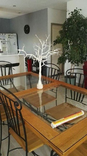 arbre centre de table help meee please d coration forum. Black Bedroom Furniture Sets. Home Design Ideas