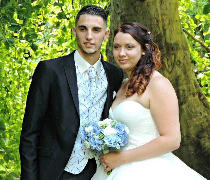 Quelques photos...une semaine après notre mariage - 3
