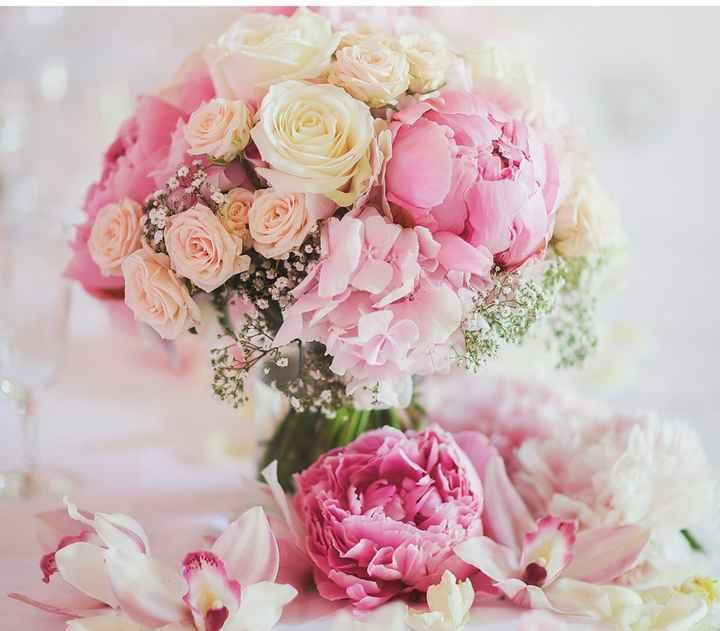 Mon bouquet sera composé de ____ - 1