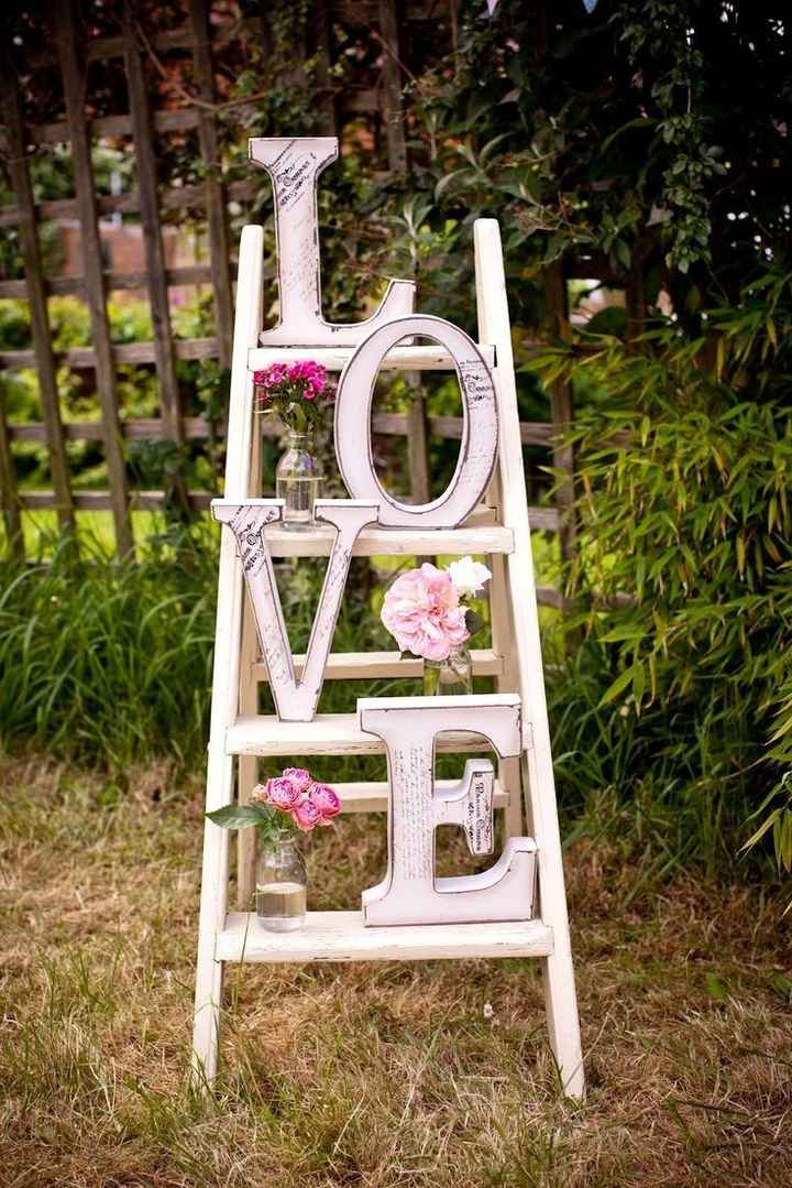 Idée déco mariage champêtre