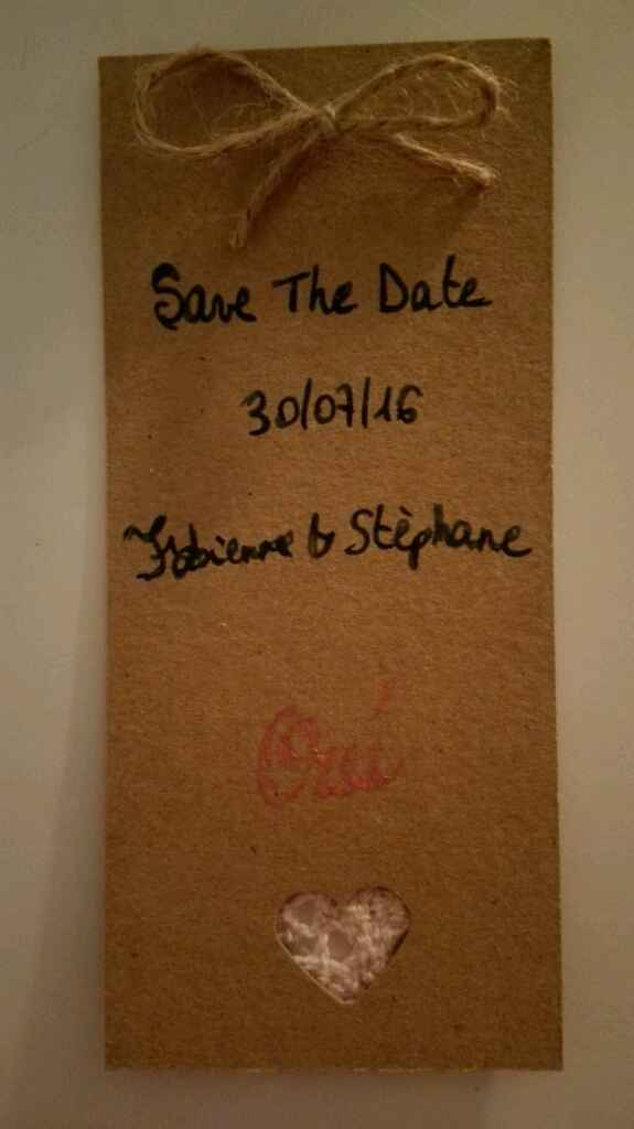 Avis save the date - 1