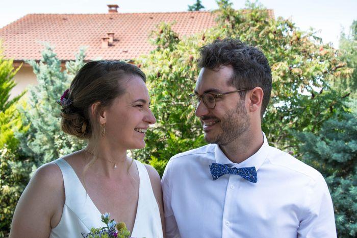 Mariage civil 1er aout 2020 - 1