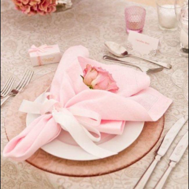 Pliage serviette 4