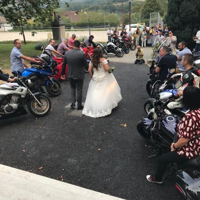 Quelle sortie pour votre mariage ? - 1