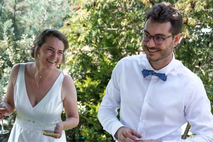 Mariage civil 1er aout 2020 - 2