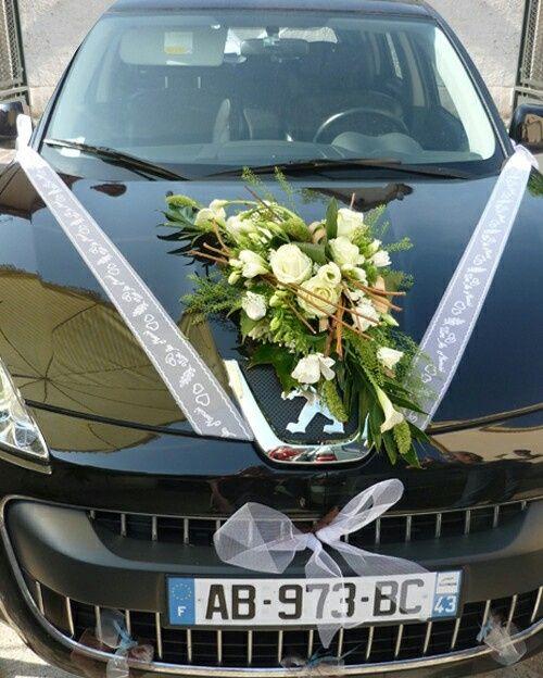 Encore besoin de vous decoration voiture et cinema d coration forum - Decoration voiture de mariee ...