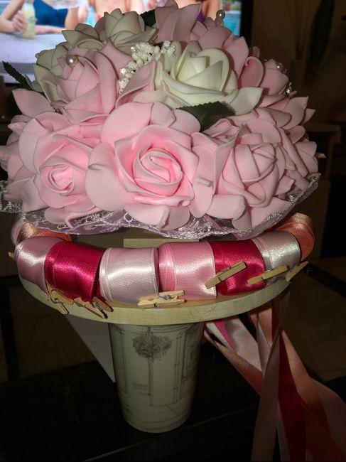 Jeu du ruban pour le bouquet - 4