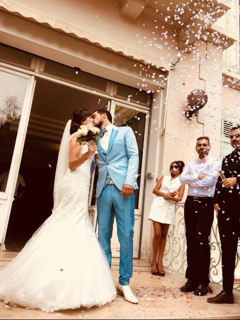 ça y est nous sommes mariés ! - 2