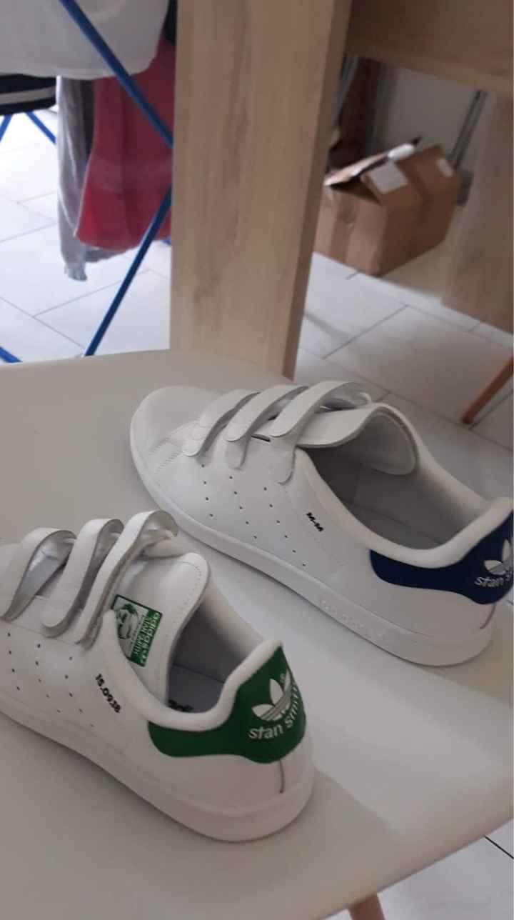 Nos chaussures pour la soirée - 1