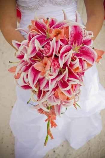 Fleuriste et bouquet de mariée - 1
