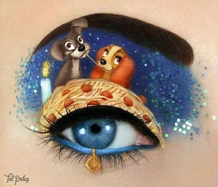 Inspiration make up disney - 2