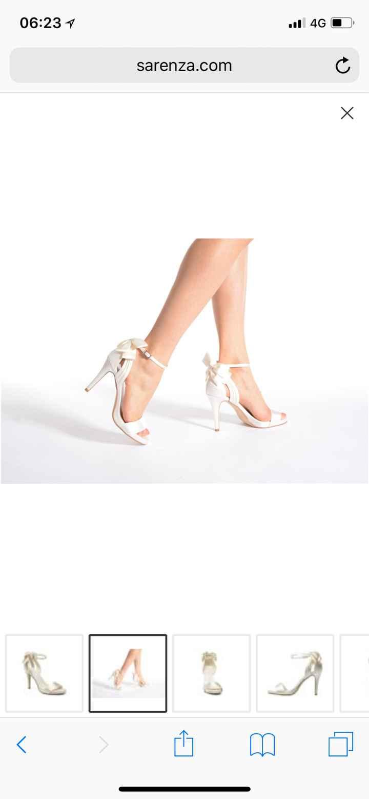 Les chaussures... Fermées ou ouvertes ? - 1