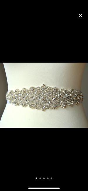 Bijoux de tête Anna Dautry - 1