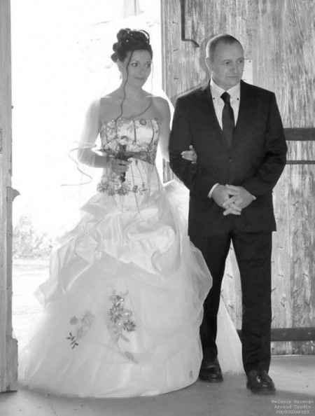 3 moments entre père et fille le jour du mariage - 3