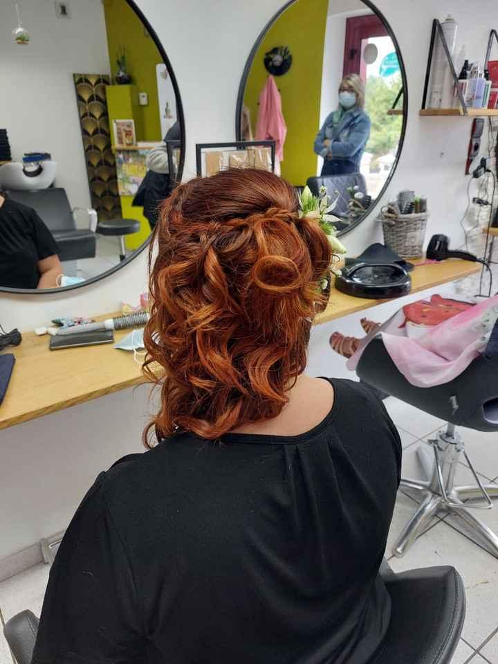 la coiffure du jour - 2