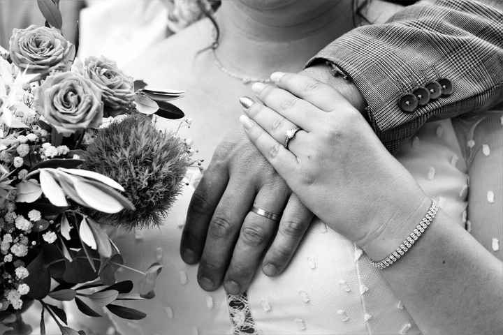 Mariés du 18 septembre 2021 - 2