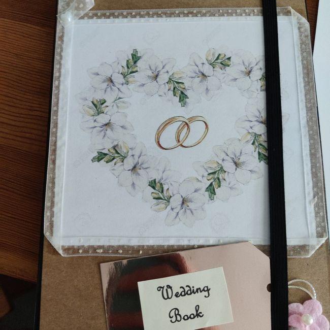 Wedding book 1