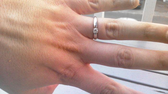 Partage ta bague de fiançailles !! 💍 😍 15