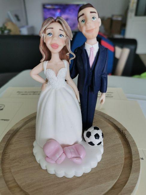 Figurine gâteau ? 5