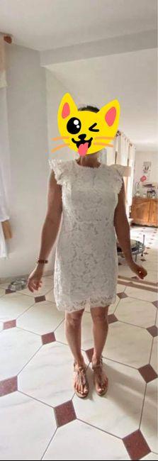 Robe mariage civil - 1