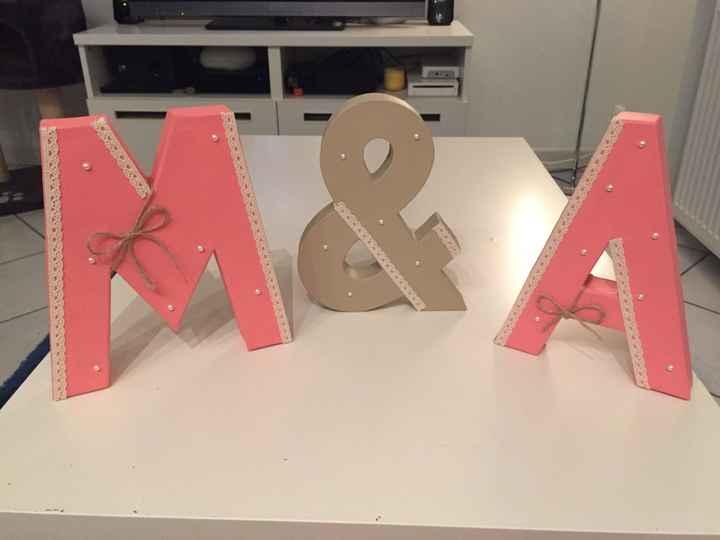 Nos jolies petites lettres - 1